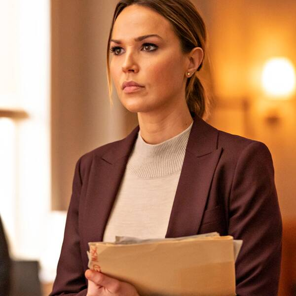 Arielle Kebbel on Her TV Journey to Lincoln Rhyme
